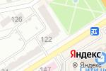 Схема проезда до компании АЛЬКОН в Барнауле
