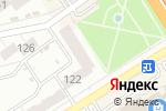 Схема проезда до компании Салюс в Барнауле