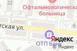 Схема проезда до компании Чайкофъ в Барнауле