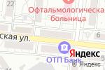 Схема проезда до компании Мир фотографии в Барнауле