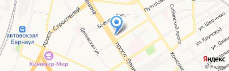 CHOP-CHOP на карте Барнаула