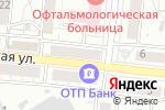 Схема проезда до компании Дверник в Барнауле