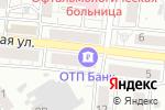 Схема проезда до компании Банкомат, ОТП банк в Барнауле