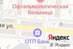 Схема проезда до компании Карина в Барнауле
