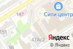 Схема проезда до компании Фермерский дворик в Барнауле