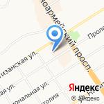 Арт-Крафт на карте Барнаула