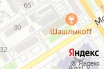 Схема проезда до компании Энерго-Арбитр в Барнауле