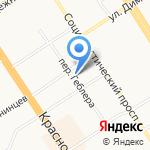 BarBara на карте Барнаула