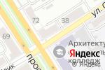 Схема проезда до компании Стриж в Барнауле
