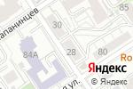 Схема проезда до компании MasterLux в Барнауле