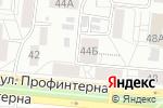 Схема проезда до компании Адвокатский кабинет Горохова О.Б. в Барнауле
