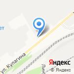Ай Ти на карте Барнаула