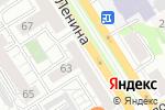 Схема проезда до компании Шоколадница в Барнауле