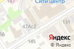 Схема проезда до компании Top Team Siberia в Барнауле