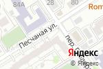 Схема проезда до компании Галатея в Барнауле