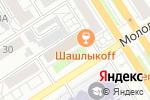 Схема проезда до компании Рис, Баран и Барбарис в Барнауле