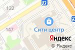 Схема проезда до компании M.Reason в Барнауле