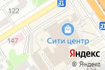 Схема проезда до компании Nike в Барнауле