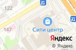 Схема проезда до компании Гринвич в Барнауле