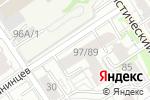 Схема проезда до компании Галерея Стиль в Барнауле
