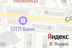 Схема проезда до компании Джунгли в Барнауле