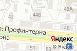 Схема проезда до компании Аудитис в Барнауле