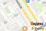 Схема проезда до компании Элекснет в Барнауле