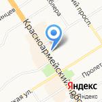 Новый уровень на карте Барнаула