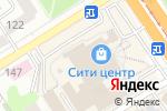 Схема проезда до компании Calvin Klein в Барнауле