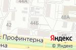 Схема проезда до компании Главбух в Барнауле
