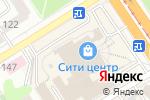 Схема проезда до компании SERGINNETTI в Барнауле