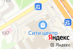 Схема проезда до компании SISLEY в Барнауле