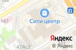 Схема проезда до компании Маугли в Барнауле
