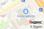 Схема проезда до компании ISHOP.22 в Барнауле