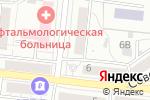 Схема проезда до компании ExMail в Барнауле