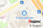 Схема проезда до компании X-time в Барнауле