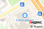 Схема проезда до компании Петербургский стиль в Барнауле