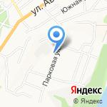 Морелта Рус на карте Барнаула