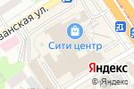 Схема проезда до компании Olio Rosti в Барнауле