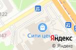 Схема проезда до компании Gala boutigue в Барнауле