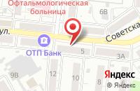 Схема проезда до компании Студия Анимации «Анима» в Барнауле