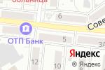 Схема проезда до компании Фотоателье в Барнауле