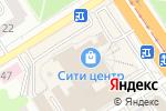 Схема проезда до компании Manhattan-pizza в Барнауле
