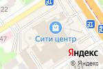 Схема проезда до компании М.видео в Барнауле