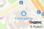 Схема проезда до компании Вэйп Империя в Барнауле