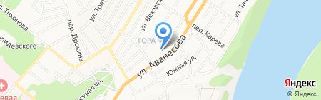 Архдизайн-Центр на карте Барнаула