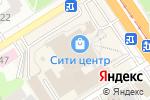 Схема проезда до компании mywalit в Барнауле
