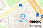 Схема проезда до компании Тициан в Барнауле