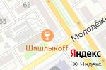 Схема проезда до компании Кузина в Барнауле