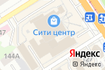 Схема проезда до компании Эксклюзив в Барнауле